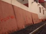 Identificadas mujeres que vandalizaron Iglesias