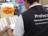 Clausura Profeco 12 establecimientos por incrementar precios de la canasta básica