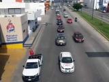 Frente Nacional Antiamlo toma calles de la conurbación