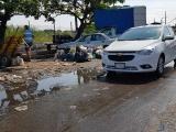 Contaminan locatarios laguna Malibrán, autoridades locales aplicarán sanciones