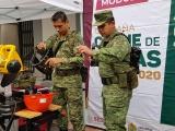 Va medio centenar de armas de fuego captadas en Módulo de Canje de Armas