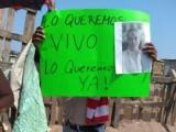 Presentan denuncia en FGEV por presunta desaparición de Francisco Carmona
