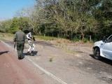 Localizan dos civiles muertos que habrían participado en agresión a policías