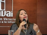 Suspenden de sus funciones a consejera Yolli García