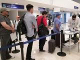 Disminuye  afluencia de pasajeros en el aeropuerto Heriberto Jara Corona