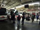 Central de Autobuses pide personal médico