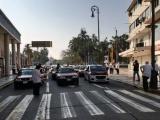 Salen taxistas a exigir apoyos a  las autoridades para hacer frente a la cuarentena