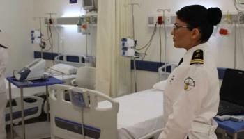 Trabajo por  6 meses, convoca SEMAR a profesionistas en Medicina