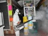 Sanitizan mercados de la ciudad de Veracruz