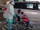HGZ71 IMSS da de alta a primera paciente pediátrica que ingreso con Covid
