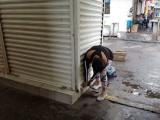 Cierra Dirección de Comercio puestos del callejón Reforma