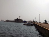 Buque de la Armada brinda consulta externa