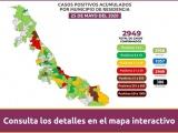 386 muertos por Coronavirus en Veracruz