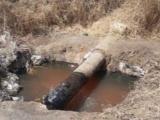 Asegura SSP cuatro mil litros de hidrocarburo y una toma clandestina, en Texistepec