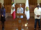 """Cuitláhuac promete justicia """"caiga quien caiga"""""""