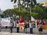 Acusan a miembros de Morena de pretender crear un nuevo sindicato de ex trabajadores portuarios