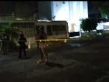Fuerte movilización policíaca por hallazgo de una granada en la Flores Magón!!!
