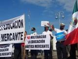 Militarización ahuyenta inversiones portuarias: Marinos Mercantes