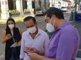 Analizan autoridades municipales cierre de más calles por Buen Fin