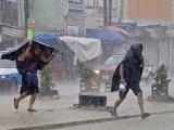 Fuerte incremento en lluvias