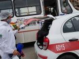 Taxistas los más renuente a certificarse en protocolo de sanidad