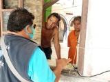 Indigentes invaden vivienda abandonada en Villa del Mar, vecinos reclaman más vigilancia