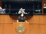 Gobierno de Veracruz rebasado por inseguridad, urge intervención federal: Indira