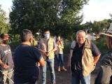 Vecinos inician rescate del parque La Loma, ya no será Cuartel de la Guardia Nacional