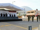 Los soldados de México portan batas blancas: reconoce SEDENA a personal de salud