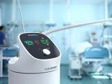 Fabricante de bebida y hospital israelí fabrican máquina respiratoria