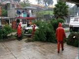 Suman 17 municipios afectados por frente frío