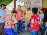 Suministro del agua potable en Alvarado, un problema urgente  Redacción