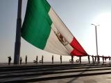 Conmemoran autoridades municipales de Veracruz en Día de la Bandera