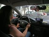 Aumenta el número de mujeres taxistas en la zona conurbada