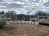Ejército Mexicano aseguró más de 400 kilogramos de metanfetamina en Sonora