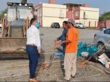 Descharrizan el fraccionamiento Bonaterra autoridades municipales de Veracruz