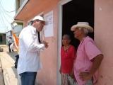 Comunidades de Alvarado serán prioridad: Alejandro Caballero