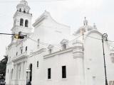 """Obispos Briseño Arch """"sigue esperando"""" que inicien los trabajos de iluminación de la Catedral de Veracruz"""