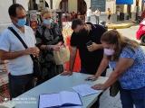 16 delegados del INAH  avalan trabajos de restauración de la Catedral de Veracruz