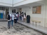 En Ver-Boca del Río, sólo alumnos de nuevo ingreso de la UV, asisten a clases presenciales