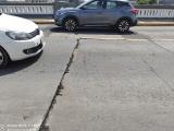 Fallas estructurales en el puente Morelos impide tránsito de vehículos pesados