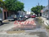 En Veracruz, el bache es primero