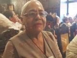 Fundadora de escuelas, así se presenta Doña Cristi